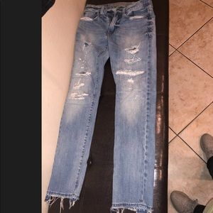 American eagle outfitters boys jeans size 26x28